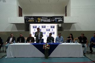 Reitor da UFCG abre programação do 9º Festival Universitário de Inverno de Cuité