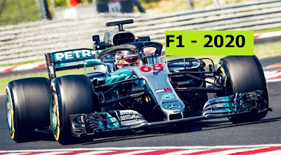 F1 confirmed calendar for 2020 season, full race schedule dates