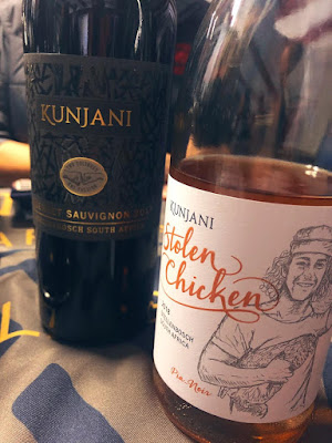 Kunjani Wines Rose Stolen Chicken