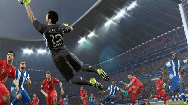 PES 2017 Legacy Gameplay Patch