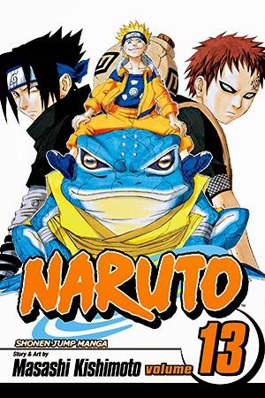 Naruto Tomo 13