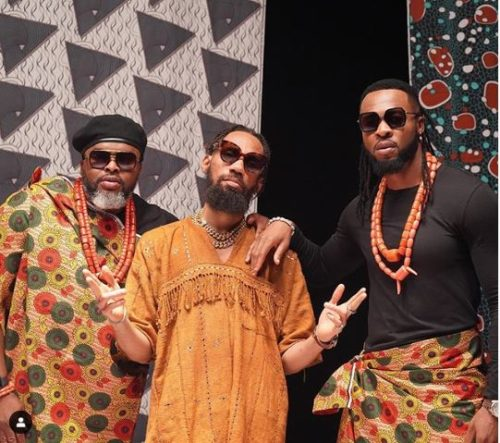 [Video] Phyno Ft Flavour - Vibe