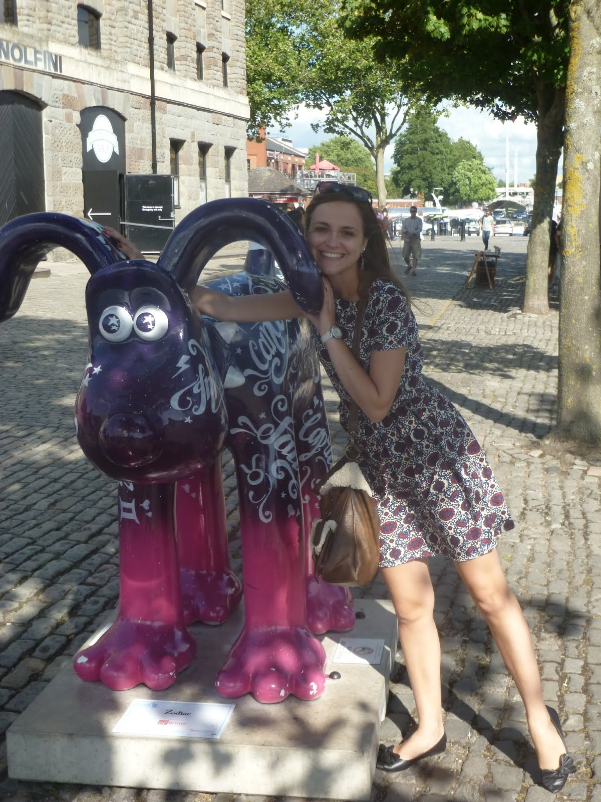 Maggie May City Guide to Bristol - Gromit Unleashed