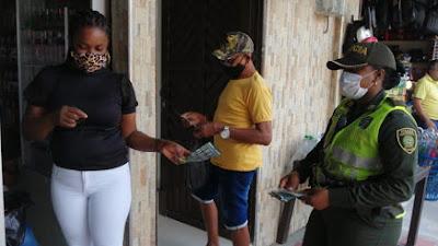 Policía del Chocó lanzó agresiva campaña con cartel de los más buscados