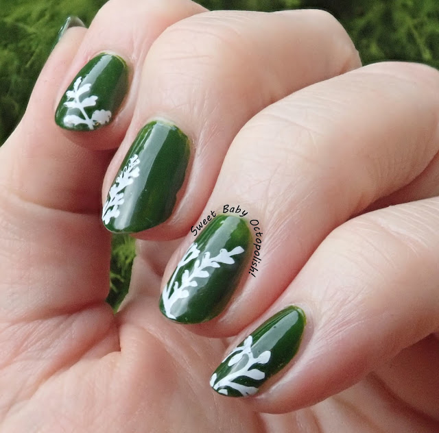 Enchanted Polish Grass Stain