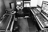 Robert Schroeder Aachen Studio 1984 / source : Robert Schroeder