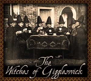 "I'm a proud member of ""The Witches of Giggleswick"""