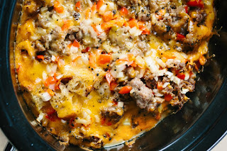The Slow-Cooker Egg Casserole Is a Breakfast Miracle