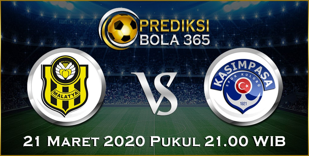 Prediksi Skor Bola Yeni Malatyaspor vs Kasimpasa 21 Maret 2020