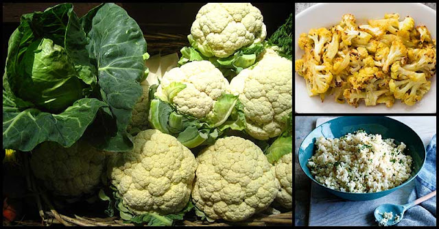 Cauliflower: A Natural Protection Against Heart Diseases And Cancer