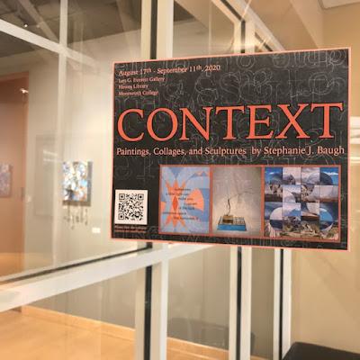 "Stephanie Baugh Exhibition ""Context"""