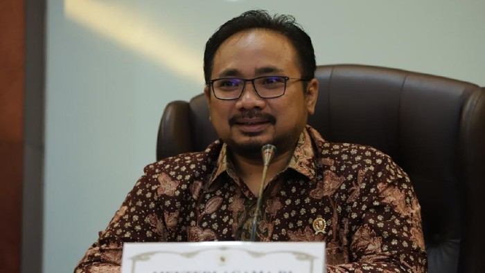 Begini Penjelasan Menag soal Cuitan Muazin Salat Idul Adha Jokowi