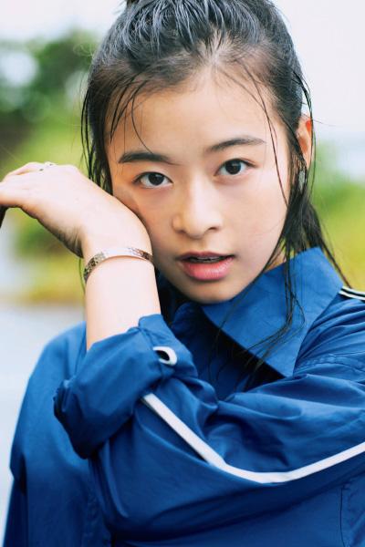 Nana Mori 森七菜, Shukan Bunshun 2020.10.22 (週刊文春 2020年10月22日号)