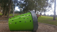 Mandurah Public Art at Robyn Cook Park