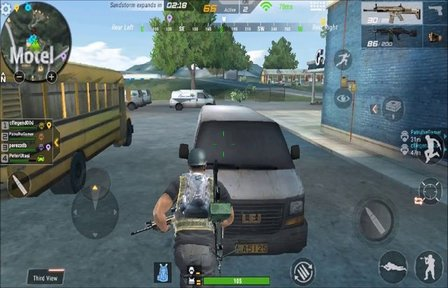 CrossFire Legend Mod Apk screenshot