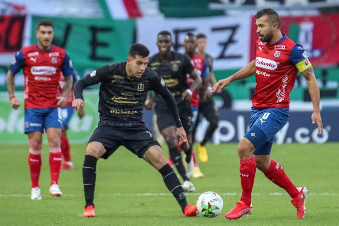 ¡Emocionante! Las mejores fotos de la clasificación de Independiente Medellín a los octavos de final de la Copa BetPlay 2021, tras ganarle a Once Caldas