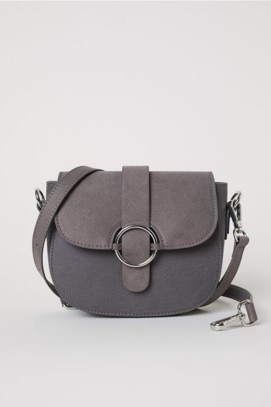 H&M small shoulder bag with tassel