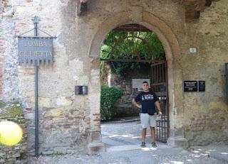 Verona, Tumba de Julieta.