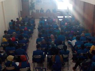Hari Kedua KONKOORCAB XXII PMII Jawa Timur Belum Kondusif