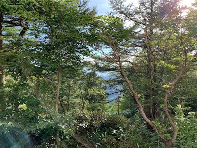 窓の外の景色