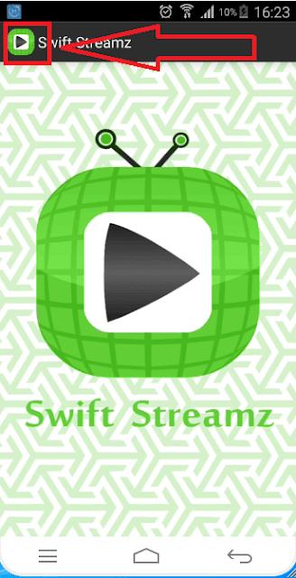 تطبيق Swift Stream لمشاهدة القنوات العربية المشفرة والمفتوحة على هاتفك الأندرويد