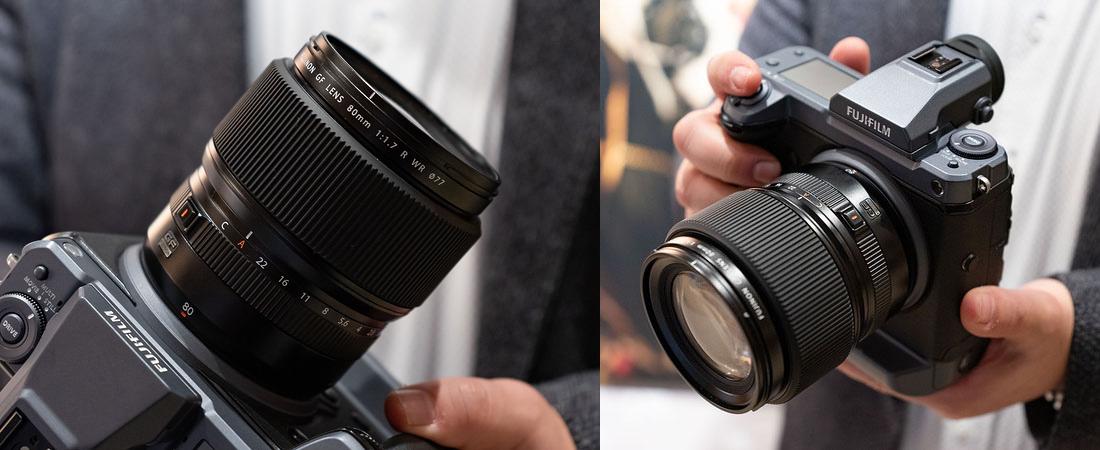 Fujinon GF 80mm f/1.7