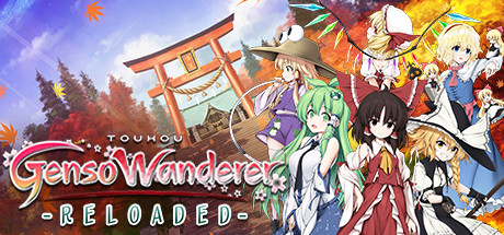[2018][AQUASTYLE] Touhou Genso Wanderer -Reloaded- [v1.04]