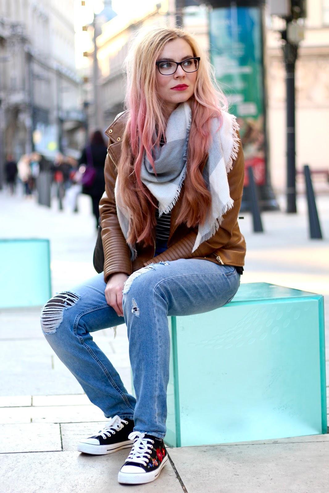 jesenný outfit, jarný outfit, fashion blog