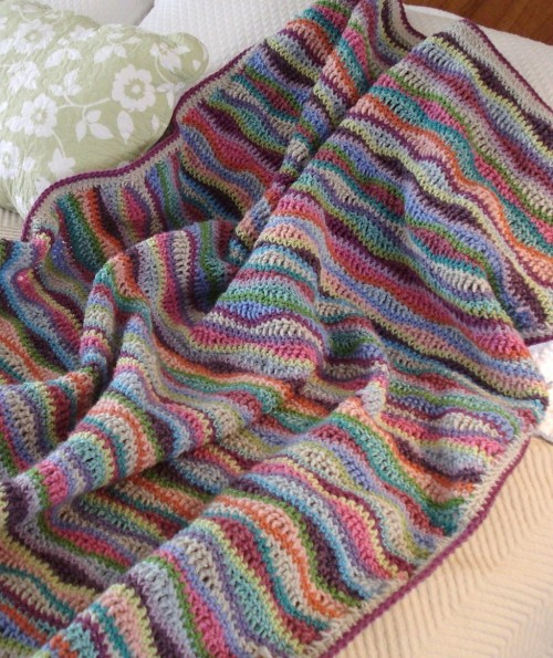 Scrumptious Waves - Free Pattern