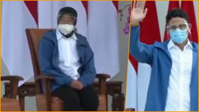 Reshuffle Kabinet Jokowi, Risma Mensos dan Sandiaga Uno Menparekraf