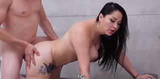 Morena tetona mexicana le gusta el sexo anal-Pamela Rios