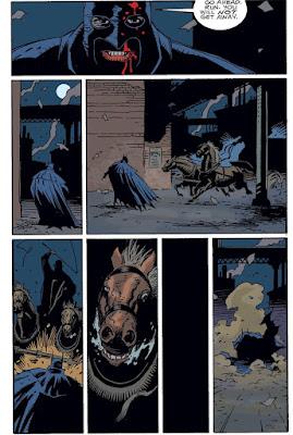 Review del cómic Batman: Gotham a luz de gas de Brian Augustyn - ECC Ediciones