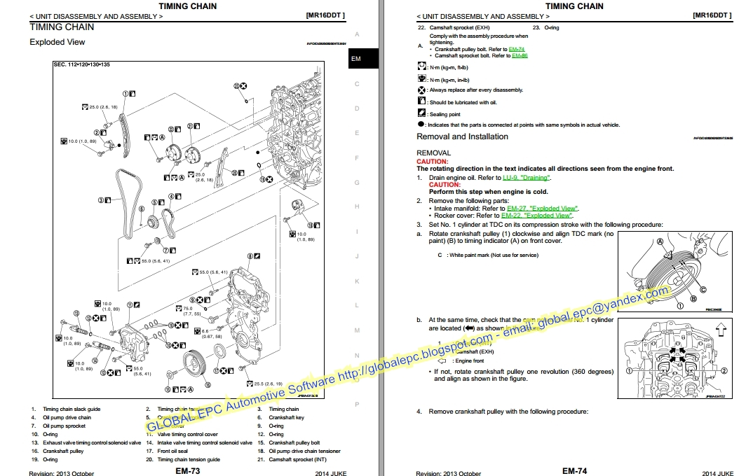 AUTO MOTO REPAIR MANUALS: NISSAN JUKE F15 WORKSHOP REPAIR ... Nissan Juke Wiring Diagram Pdf on