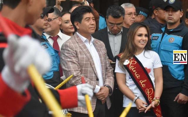 Alcaldía elimina evento Reina de Quito