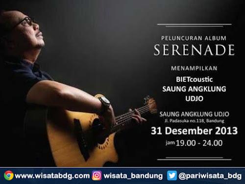 Konser Ebiet G Ade di Bandung