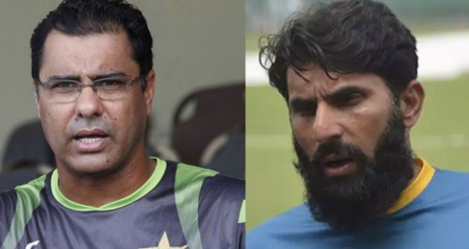 PCB appoints Misbah Pakistan head coach and Waqar bowling coach