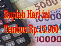 Kemenkeu: Rupiah Tembus Rp.13.900/USD Bukti Ekonomi Indonesia Tidak Krisis