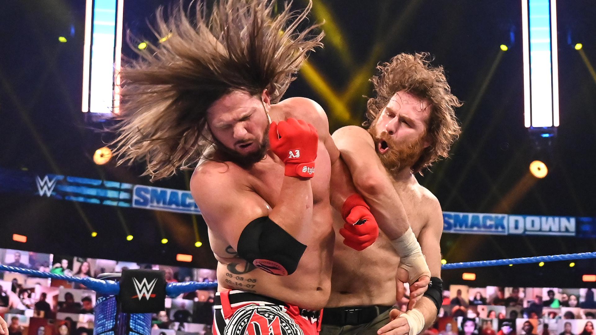 'Triple Threat Ladder Match' acontecerá no Clash of Champions