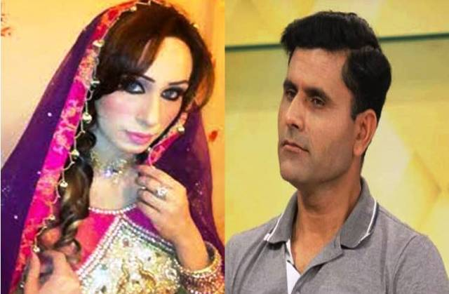 Former cricketer Abdul Razzaq Concedes Relationships with a Dancer