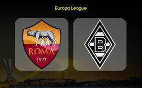 مباراة روما ومونشنغلادباخ الان