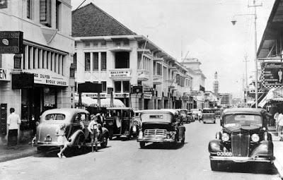 Bandung Tempo Doeloe - Jl. Braga