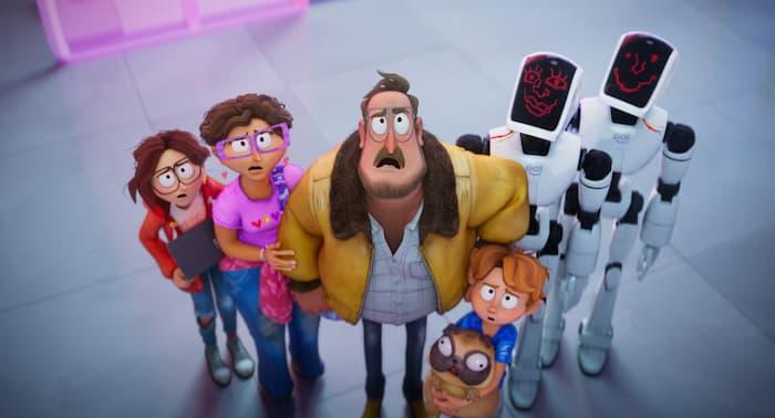 The Mitchells vs. the Machines บ้านมิตเชลล์ปะทะจักรกล - นอกจากความฮา นี่คือหนังครอบครัวสุดอบอุ่นหัวใจ