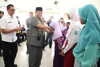 Indramayu Launching Kartu Identitas Anak