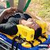 Homem é espancado e jogado dentro do lago do jardim San Fernando