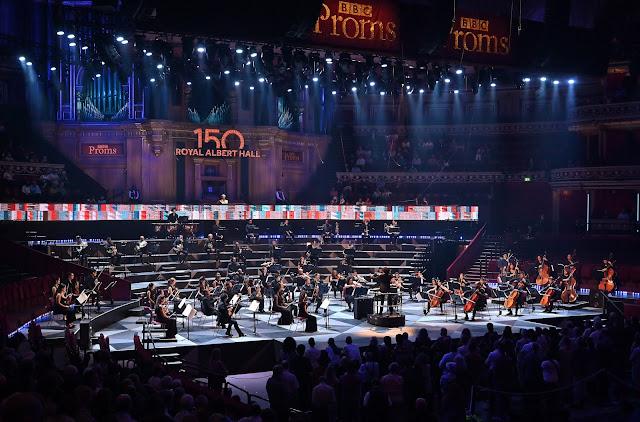 Kalena Bovell, Chineke! Orchestra - BBC Proms (Photo Mark Allan)