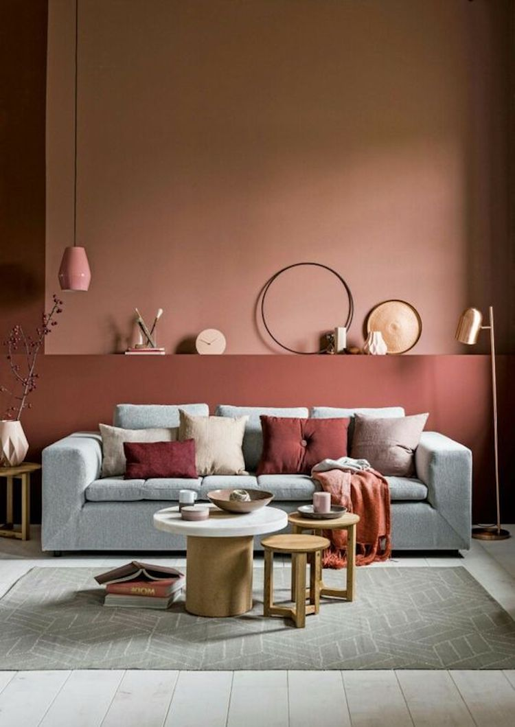 2019 Colour Trend: Rust And Other Earthy Tones