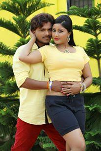 pramod premi yadav romantic pics