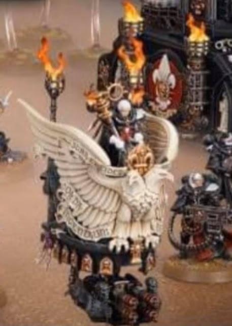 Púlpito Hermanas de batalla
