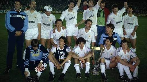 Copa da UEFA 1985-1986: o bicampeonato do Real Madrid