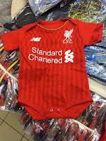 Jersey Baby atau Baju Bola Bayi